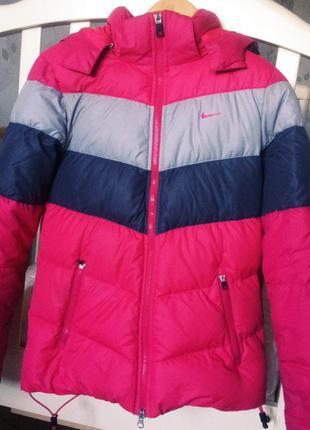 Оригинальная зимняя куртка nike