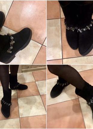 Ботинки осенние, демисезонные