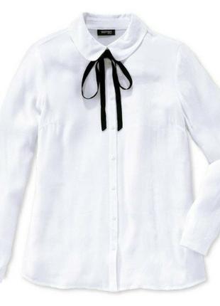 Эффектная рубашка из вискозы, tchibo(германия), наши размеры: 52-54 (46 евро)
