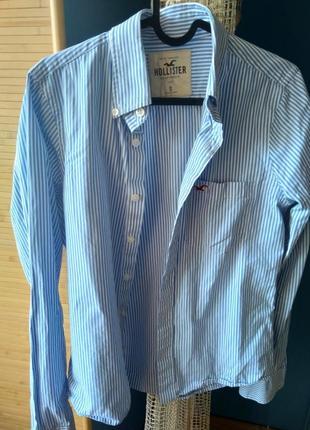 Сорочка рубашка hollister