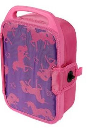 Ланч бокс термосумка сумка холодильник с единорогами unicorn george home girls unicorn