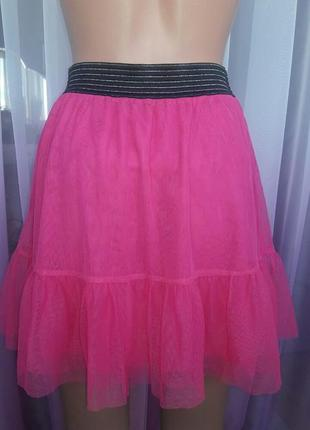 Пышная фатиновая  юбка