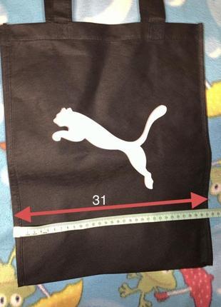 Эко сумка,шоппер,пляжная сумка puma