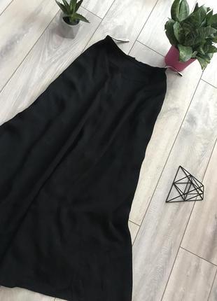 Трендовая динная юбка в пол
