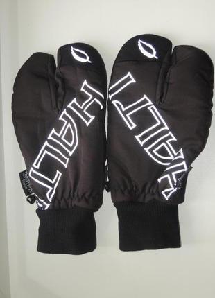 Лыжные рукавицы варежки halti thinsulate (финляндия) р.8