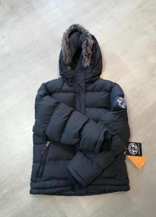 Куртка для мальчика, очень тёплая зимняя по супер цене 😍