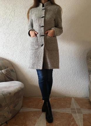 Базовое зимнее пальто