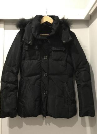 Зимняя курточка пуховик sandro ferrone