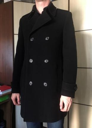 Теплое пальто zhuravlev collection