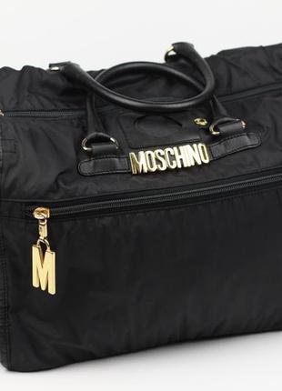 Фирменная оригинальная сумка moschino