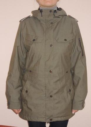 Зимняя (еврозима) куртка парка everest р.m/l (евро 40)