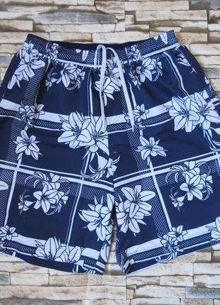 Мужские пляжные  шорты ocean pacific размер 48-50
