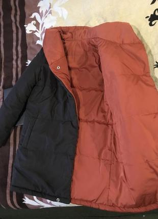 Двусторонняя курточка