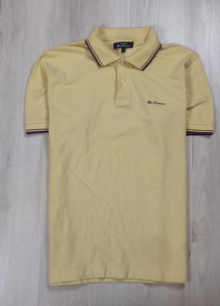 Тенниска ben sherman поло мужская футболка