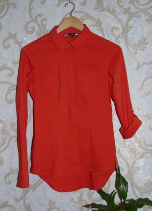 Красная рубашка next, 8, s, 36,44