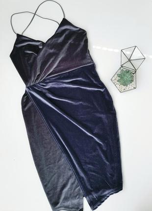 Идеально велюровое вечернее празничкое платье для беременных