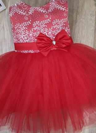 Бальное платье нарядное