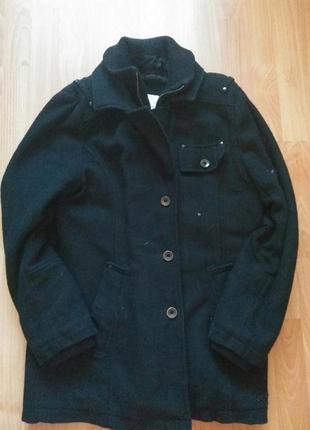 Мужское пальто осень- зима