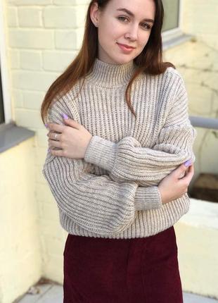 Самые уютные, мягкие и очень теплые свитерки