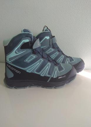 Ботинки salomon 36р.
