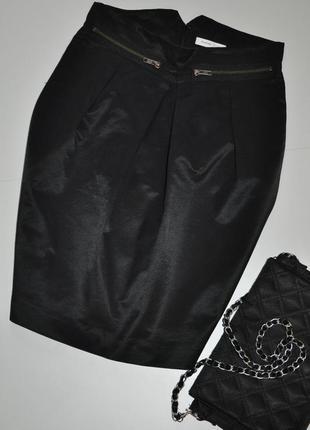 Шикарная фирменная юбка на подкладке selected femme