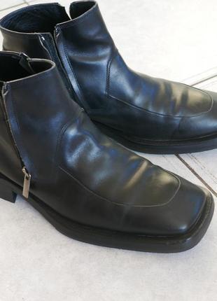 Ботинки gff, gianfranco ferre)