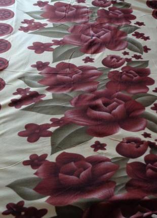 Флисовые пледы/покрывало/простынь 180*210  несколько расцветок