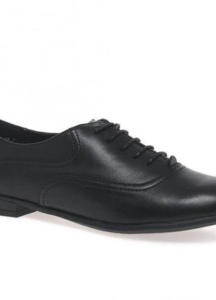 Кожаные туфли оксфорды angry angels р 36