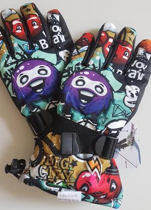 Лижні рукавиці