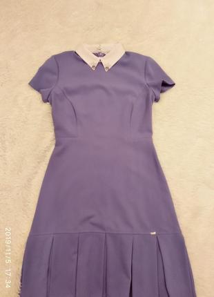 Платье,плаття,по фігурі, короткий рукав розмір хс-с