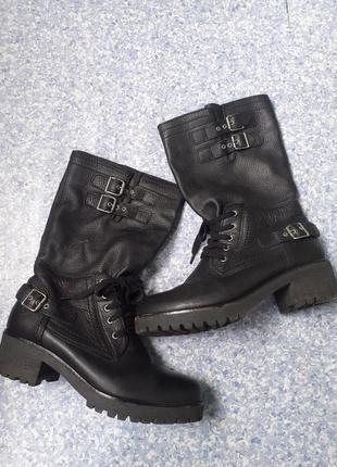 Сапоги ботинки женские