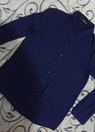 Рубашка шифоновая