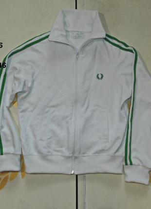 Fred perry олимпийка размер uk 8 (s)