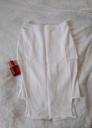 Необычная юбка карандаш от lost ink