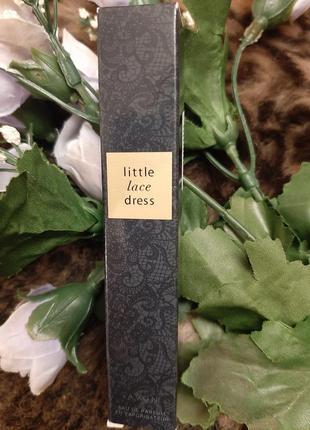 Парфюмерная вода little lece dress avon