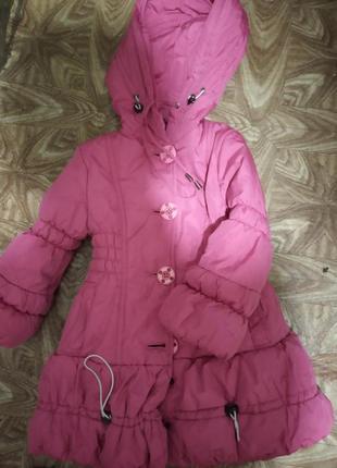 Куртка nui very 104-116р.