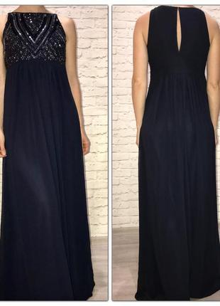 Шикарое платье 46 размер