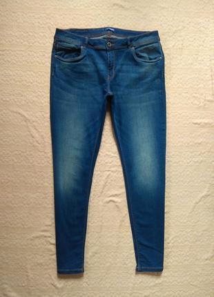 Стильные джинсы скинни charles vogele, 18 размер.