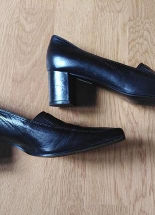 Женские кожаные туфли rylko, рилко , 36 размер