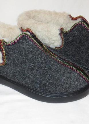 Ботинки бурки бабуши разные размеры