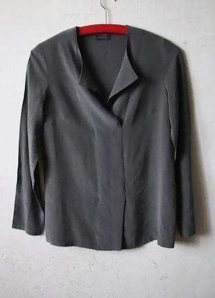 Блуза falconeri 100% шелк премиум бренд