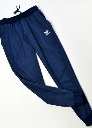 Спортивные повседневные штаны адидас adidas