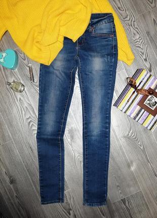 Актуальные джинсы скини