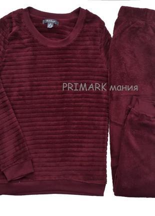Женская флисовая пижама primarkженская флисовая пижама primark
