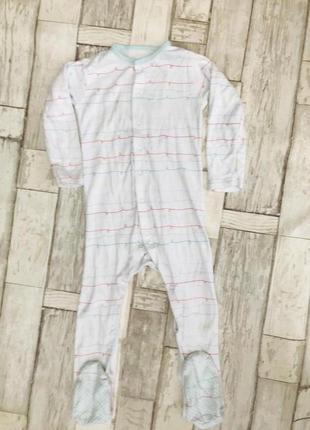 Человечек пижама 2-3 года