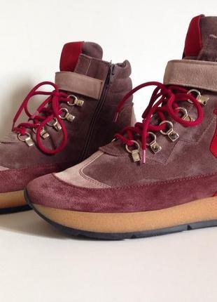 Брендовые ботинки от бренда   högl gore tex® -kitz ,р-р40/26