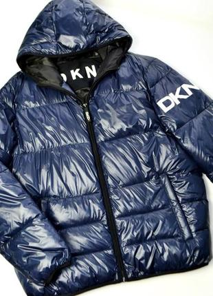 Куртка мужская зимняя dkny донна каран нью йорк оригинал курточка