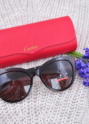 Красивые стильные очки кошечки christian lafayette polarized