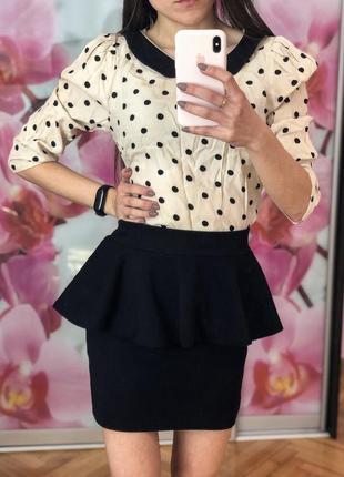 Набір спідниця+блуза
