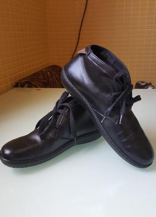 Женские фирменные ботинки birkenstock оригинал